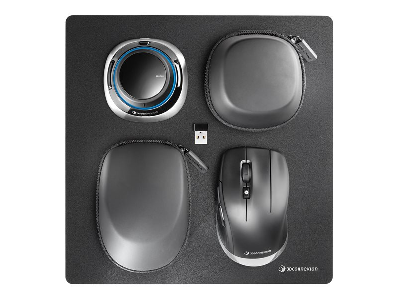 SpaceMouse Wireless Kit 2